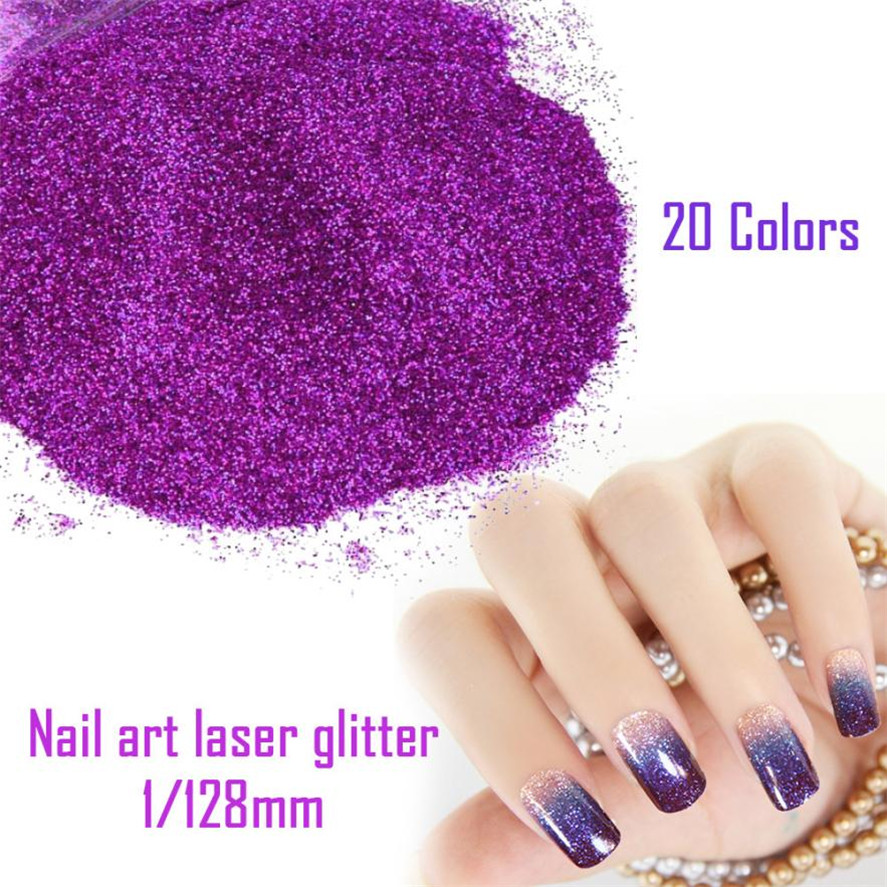 nail glitter 50g holographic