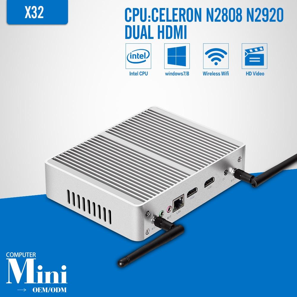 mini pc tablet computer celeron j1800 n2920 j1900 barebone fanless motherboard dual hdmi 6usb. Black Bedroom Furniture Sets. Home Design Ideas
