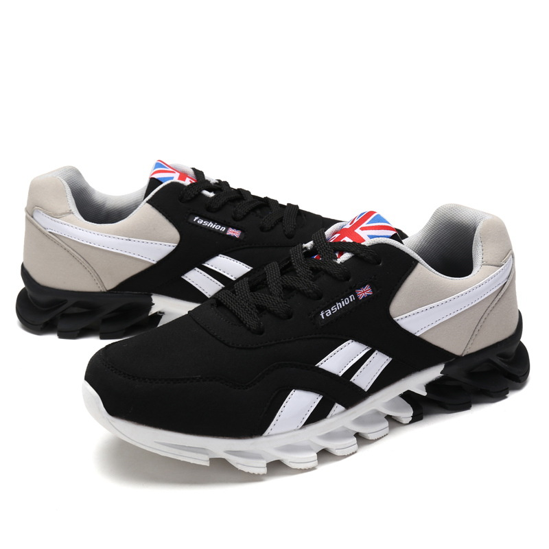 2018 summer Breathable Popular Men Running Walking Shoes Outdoor Sneaker athletic sports shoes Comfortable 3 colors Size 39 44