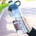 Новинка 2000 мл 2 литра невареная BPA Бесплатная пластиковая бутылка для воды Кемпинг Туризм Тур Альпинизм спорт фитнес Рыбалка бутылка для вод...