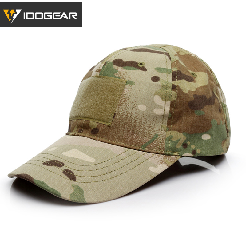 2110f2b150ccd IDOGEAR Airsoft Baseball Cap Dad Hat Sun Hats Headwear Operator Military  Army Accessories Outdoor Sport Snapback