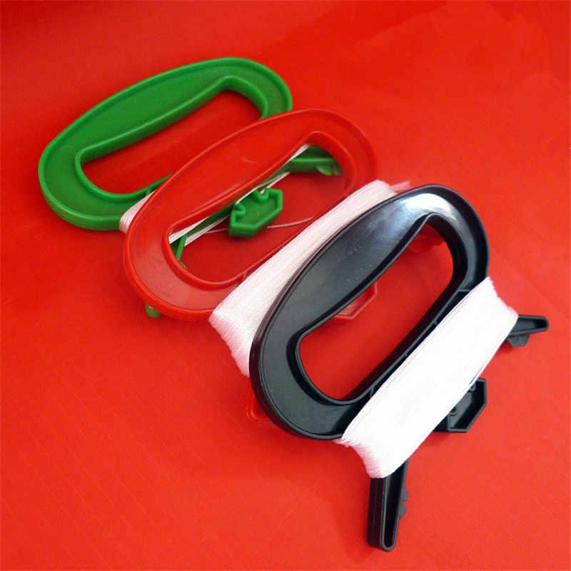 2019 Спорт на открытом воздухе 30 м 100 м Кайт ручка цвет & линия доска веревка летающего змея летающие инструменты для детей оптовая продажа