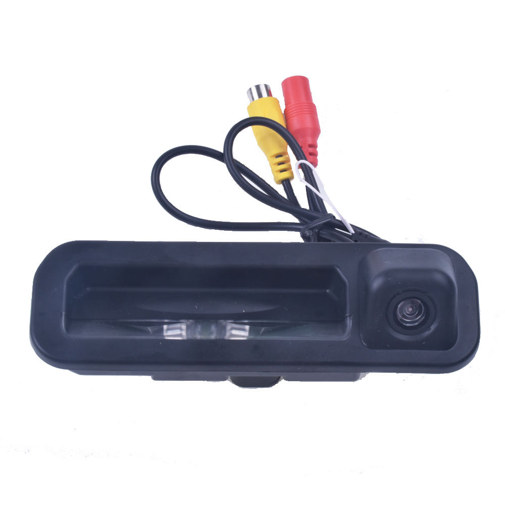For Ford focus 2012 2013 For focus 2 3 Trunk handle rear view font b camera
