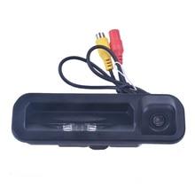 Для Ford Focus 2012 2013 для фокусировки 2 3 ствола ручка камера заднего вида Цвет ночного видения