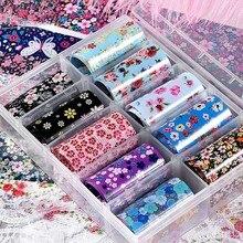 2019 Hot sale Women Nail Art Star Transfer Sticker DIY Manicure Decal Accessories