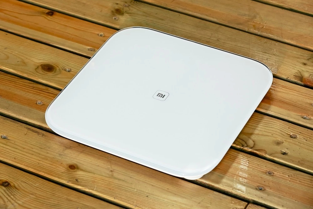 Xiaomi Scale Weigh Smart-Weighing-Scale Ios Digital Android Bluetooth-4.0 Above