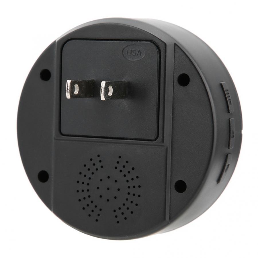 Wireless Waterproof Touch Button Alarm Pet Dog Training Door Bell Emergency SOS Caller Smart Doorbell 0-110dB 5 Level Adjustable-3