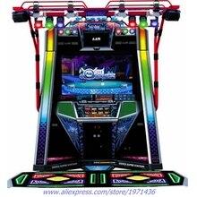2018 New Amusement Equipment Token Coin Operated Games Simulator Games Music Dance Arcade Game Machine