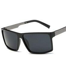 Men Sunglasses Polarized Square 2017 Luxury Brand Retro Sport Sun Glasses Male Eyewear Travel Oculos Gafas De Sol Lunette