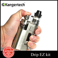 Original Kanger Drip EZ Starter Kit 80W Box Mod Vape with Pump And Push RBA 0.3Ohm Drip coil 0.2Ohm  Drip EZ Kit