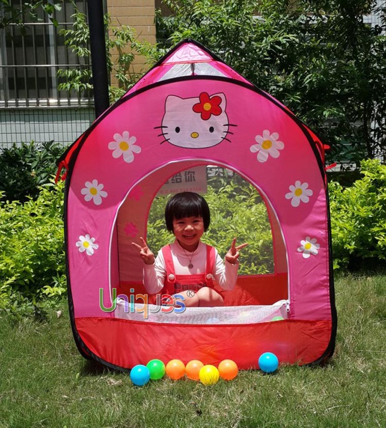 Hello Kitty Play House For Children 2