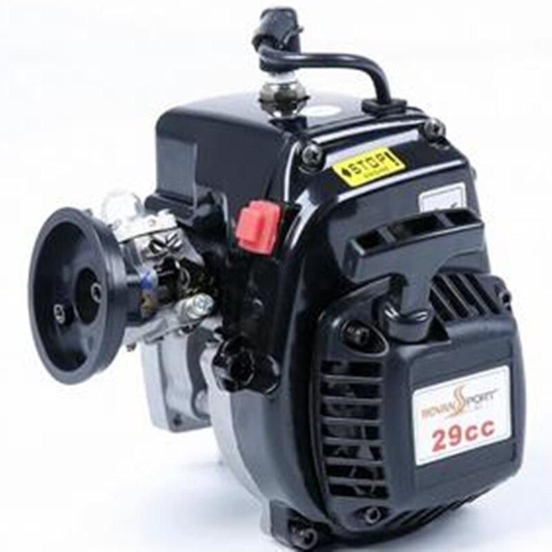 4 bolt 29cc engines for 1/5 hpi rovan km baja LOSI 5t DBXL FG buggy Redcat CAR parts