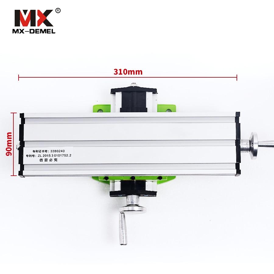 Miniatiūrinis precizinis daugiafunkcinis frezavimo staklės - Staklės ir priedai - Nuotrauka 3