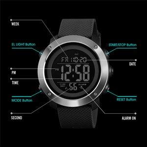 Image 3 - Time Secretนาฬิกาผู้ชายกันน้ำกีฬากลางแจ้งนักเรียนนาฬิกาข้อมือเยาวชนLuminous Multi Functionนาฬิกายุทธวิธี