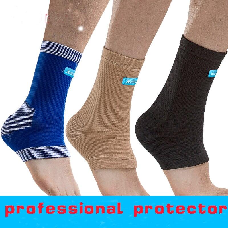 2 шт Высокое качество лодыжки бандаж компрессионная поддержка рукав для легкой атлетики травма восстановление лодыжки ноги протектор