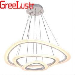 Nordic LED żyrandol loft nordic zawieszenie oprawa home oświetlenie dekoracyjne lampy do salonu nowoczesne wiszące światła w Wiszące lampki od Lampy i oświetlenie na