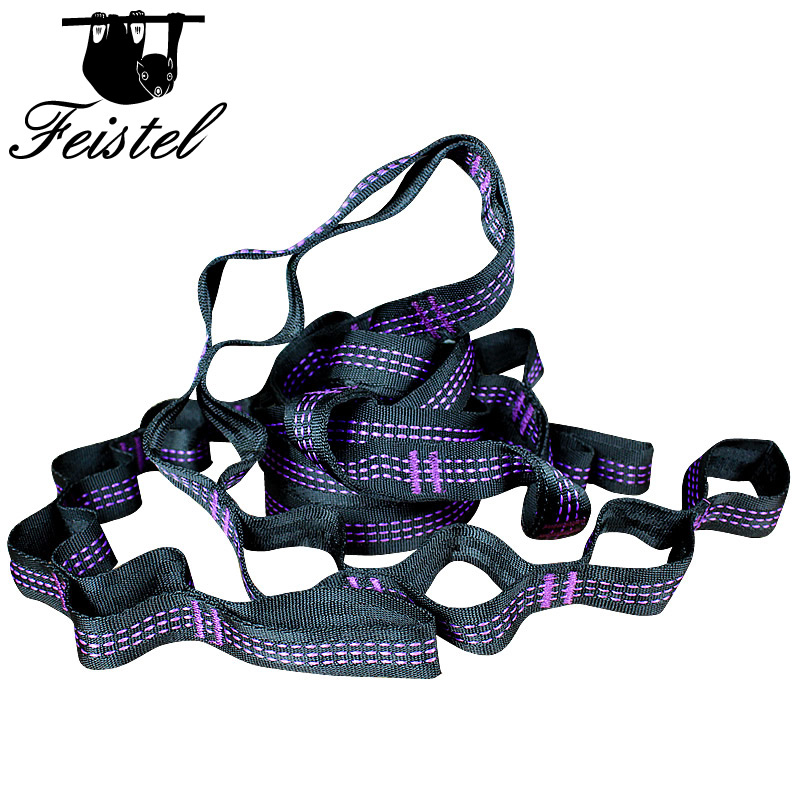 Two strong straps can be used in hammock, swing and hanging chairs.Two strong straps can be used in hammock, swing and hanging chairs.