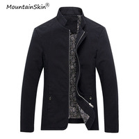 Mountainskin Plus Size Men S Jackets Casual Mens Coats Fashion Slim Fit Male Jacket Solid Men