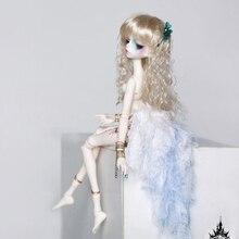 DC Zora 1/6 BJD кукла BJD/SD модная прекрасная модель полимерный соединитель кукла для маленькой девочки подарок на день рождения случайные глаза