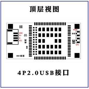 Image 5 - Quectel EC25 E/EC25 AU/EC25 EC/EC25 AF/EC25 A EC25 Core Board with usb sim card slot testing board DIY test kit evb board