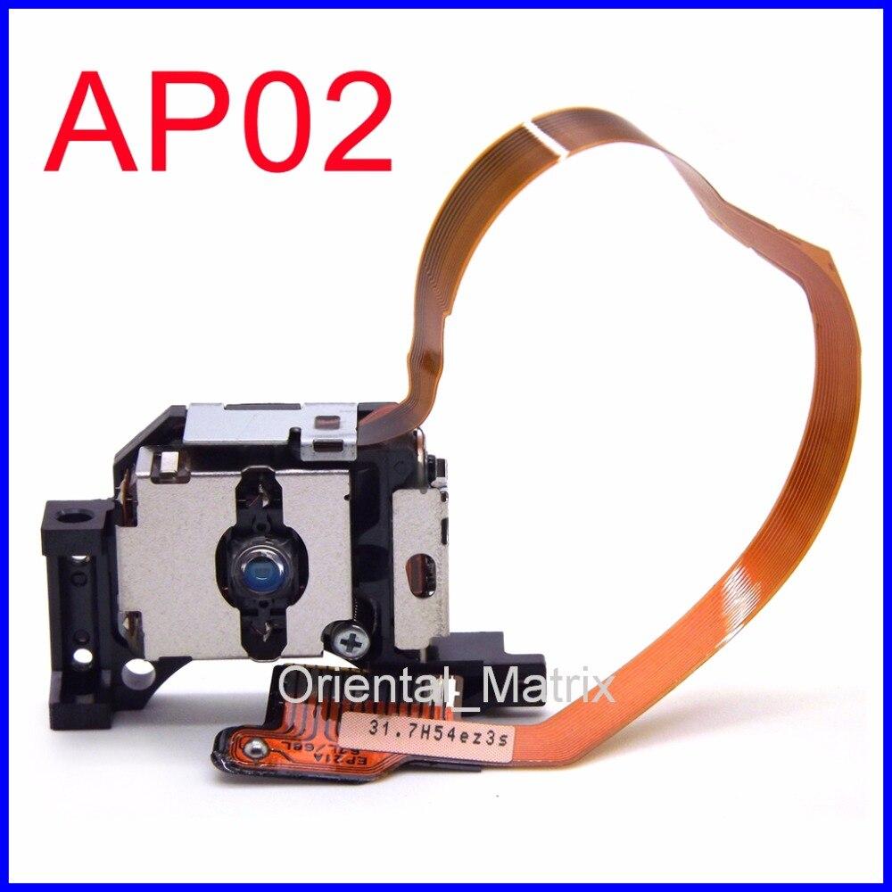 Frete Grátis Alpine AP02 Optical Pick Up AP-02 Car CD Laser Lens para Alpine CHA-S634 CHM-S630 CHM-S620 Carro CD- changer