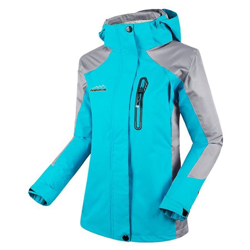 Plus Size M-6XL Softshell Jacket Women Windstopper Waterproof Women'S Hiking Jacket Breathable Oversize Outdoor Jaqueta Feminina 2015 windstopper softshell 1009etk