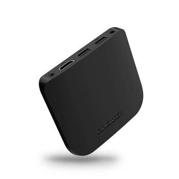M8S Plus W Android 7.1 TV Box Amlogic S905W Quad Core Smart Mini PC Wifi Ultra Thin Media Player OTA Update 25pcs DHL Wholesale