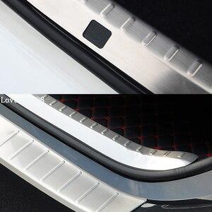 Image 2 - 車外装 · 内装rearguardsリアバンパートランクトリムバンパーペダルステンレス鋼トヨタカローラ2014 2015 2016 2017 2018