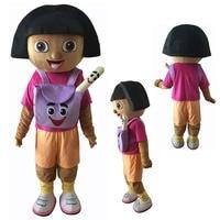 Кукла талисман мультфильма костюма одежды Хэллоуин рождения Косплэй