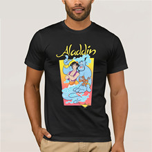 Plus tee Aladdin Collar