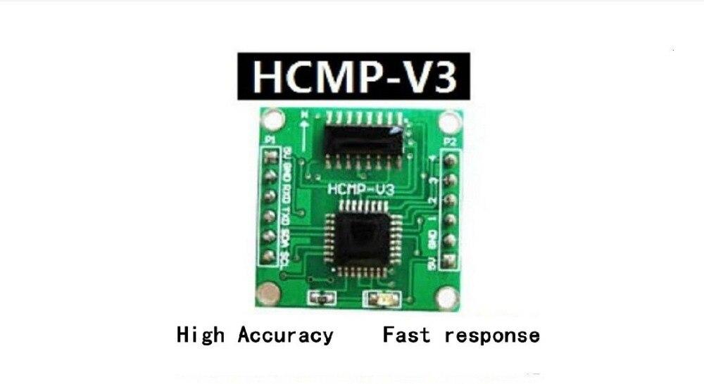 HCMP-В3-TTL232 самолет цифровой Электронный Компас модуль 33ГЦ