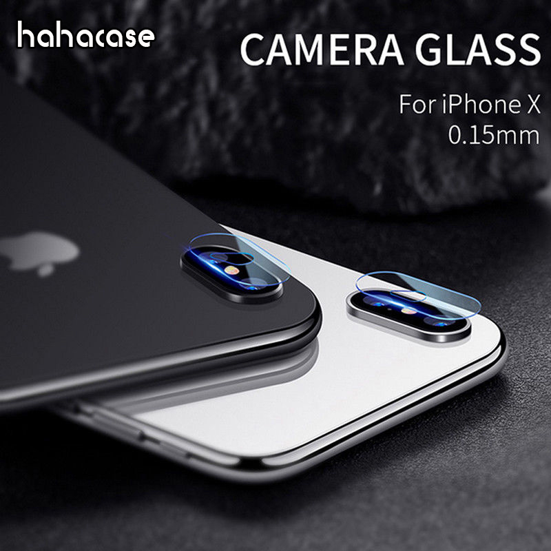 100pcs Camera Lens Tempered Glass Screen Protector For