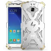 Luxury For Samsung Galaxy C7 Back Cover Simon THOR IRONMAN Shockproof Metal Aluminium Frame Anti Knock