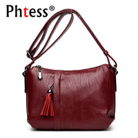 PHTESS Women Shoulder Bags Brand Designer Bags 2017 Summer Small Hobo Bags Women Handbag Sac Female
