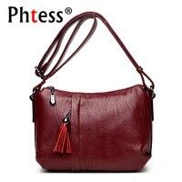 PHTESS Women Shoulder Bags Brand Designer Bags 2017 Summer Small Hobo Bags Women Handbag Sac Female
