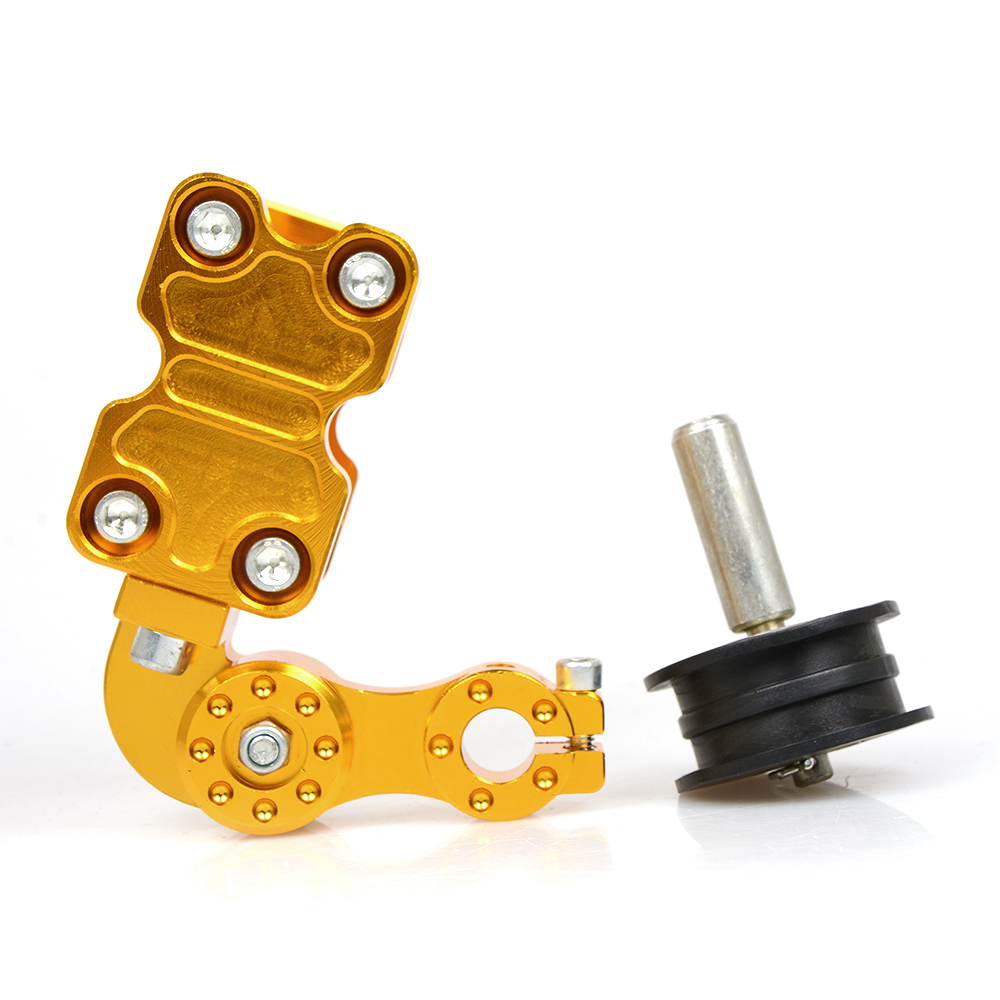Universal Motorcycle Chain Tensioner Bolt on Roller Chopper ATV Dirt Street Bike For Honda CBR250R CBR250 R CBR 250R 2011-2013 universal motorcycle chain tensioner bolt on roller chopper atv dirt street bike for kawasaki er 6f er 6n ninja 650r 400r 300