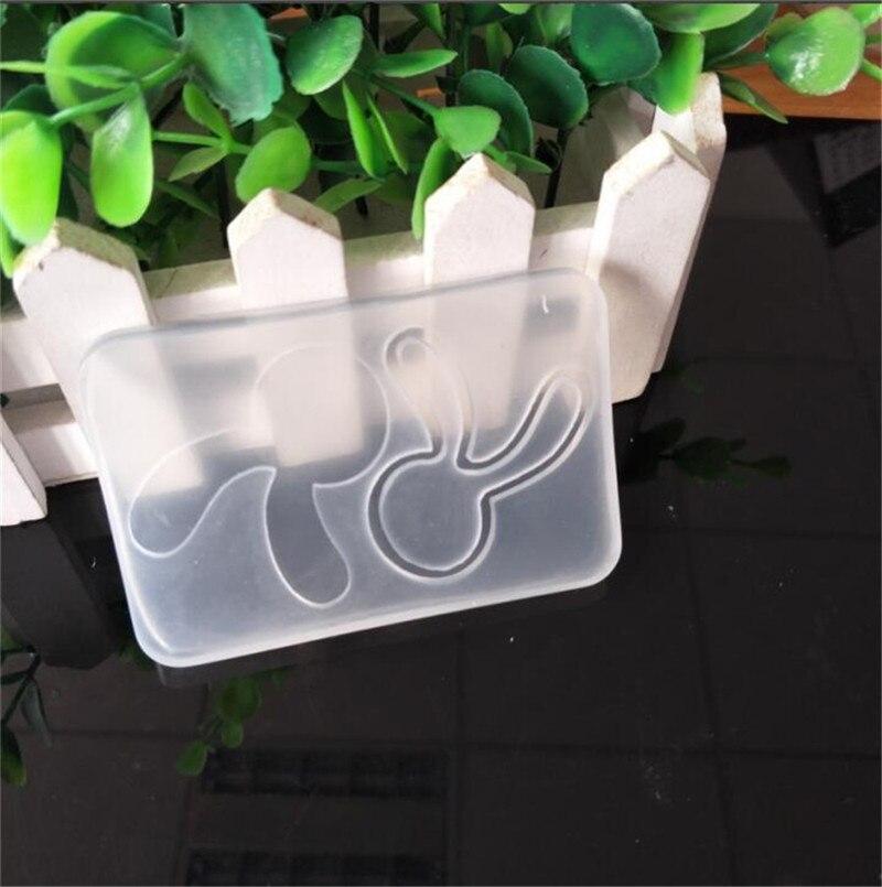 SchöN 2 Stücke Multi Form Mini Silikon Schmuck Ohrring Halskette Anhänger Herstellung Mold Diy Handgemachte Handwerk Werkzeug Waren Jeder Beschreibung Sind VerfüGbar Schmuck & Zubehör