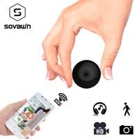 Mini Camera Wifi IP With Motion Sensor 720P Mini Camera Wifi HD Night Vision For Iphone