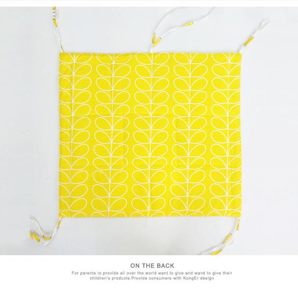 Brand New Baby Cot Bed Hanging Storage Bag Crib cot Organizer Storage Bag 60*50cm Toy Diaper Pocket for Crib Bedding Set
