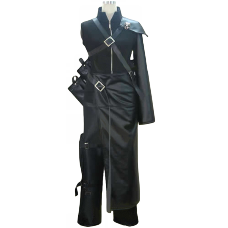 2019 Anime Final Fantasy Cosplay Final Fantasy VII Cloud Strife Cosplay Costume Wholesale Costume Full Set