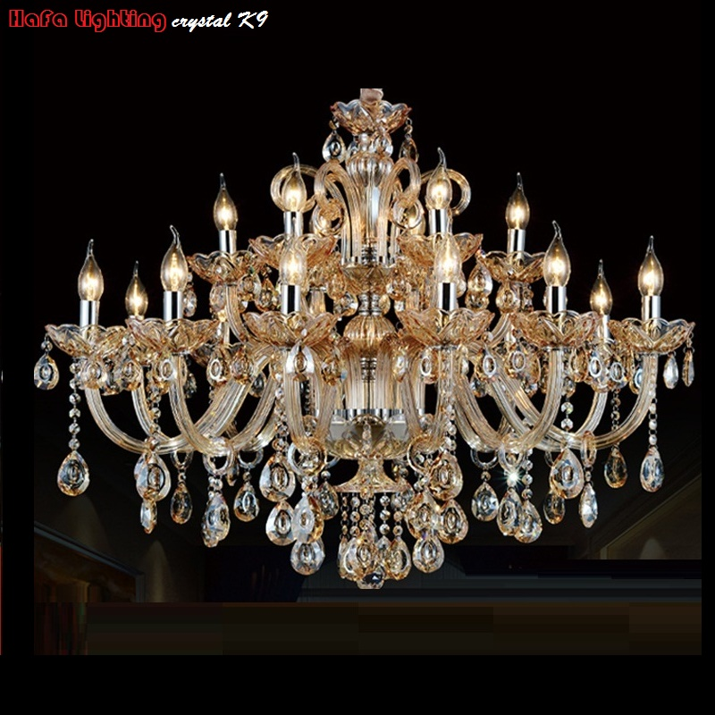 Modern crystal Chandelier Lighting For Living room Bedroom Crystal K9 chandelier Pendant Modern crystal Lamp Chandeliers Lights