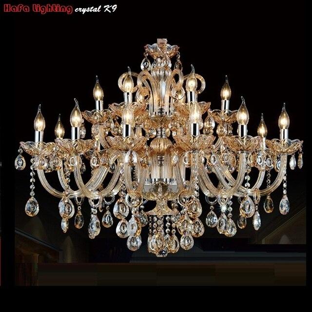 Modern crystal Chandelier Lighting For Living room Bedroom Crystal K9 chandelier Pendant Modern crystal Lamp Chandeliers Lights