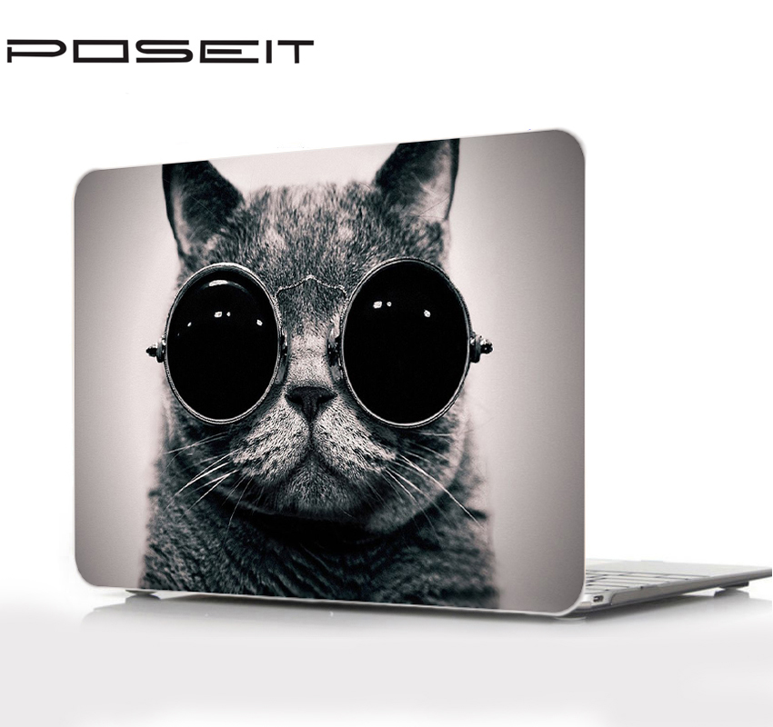 """עבור apple מגן הדפס תבנית מחשב נייד מקלדת Hard Shell Case כיסוי עבור Apple MacBook Air Pro Retina Touch בר & ID 11 12 13 15"""" (1)"""