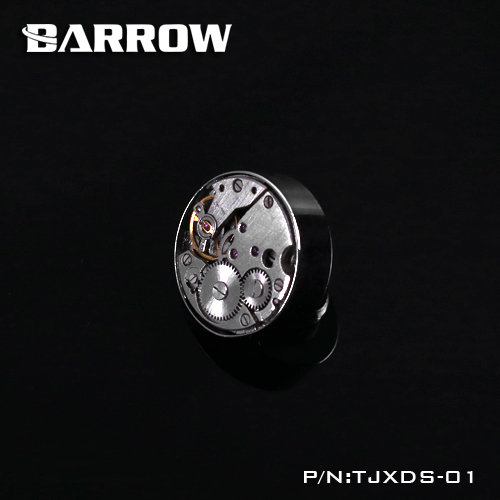"""Barrow G1 / 4 """" Time Series Hand tighten the lock seal sealing plug water cooling computer fittings  TJXDS-01"""