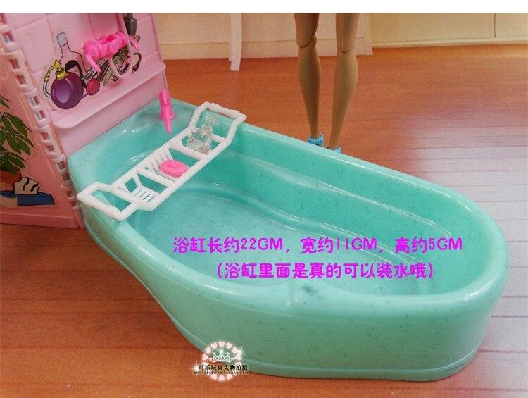Vasca Da Bagno Barbie : Barbie con piscina bambola mattel t amazon giochi e
