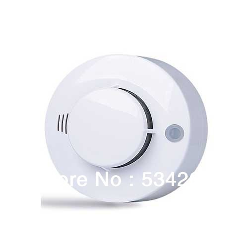 Stand-alone Photoelectric Sensor and Sound & Flash Alarm Smoke Detector