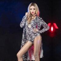 New Costumes Nightclub Bar Female Singer Dj Stage Costume Sexy Jumpsuit Cloak Chinese Dance Costumes Stage Costumes for Singers