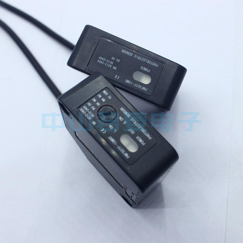 Free shipping high quality Original G-TEK sensor PMF50TF-10MRF PMF50TF-10ME photoelectric switch sensor original authentic