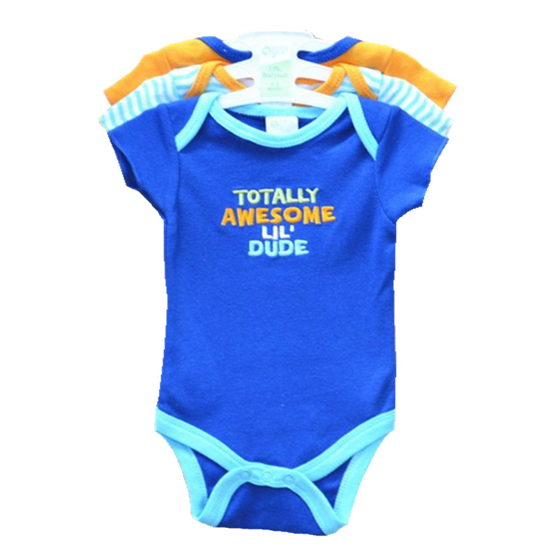New 2107 Summer Baby Rompers Clothes Short Sleeves Cartoon Newborn Boy Girl 100% Cotton Baby Jumpsuit Clothing JS-1 newborn baby rompers baby clothing 100% cotton infant jumpsuit ropa bebe long sleeve girl boys rompers costumes baby romper