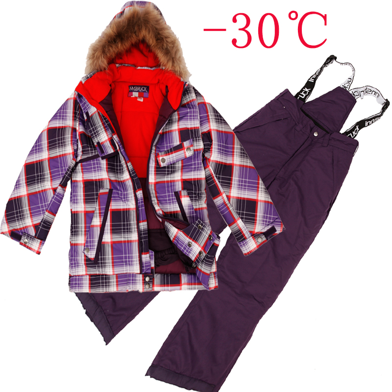 2016 New Warm Children Winter ski suits Jackets For Boys Fleece Coats Fashion Jacket For Girls Boys Hooded Kids Outerwear Coat